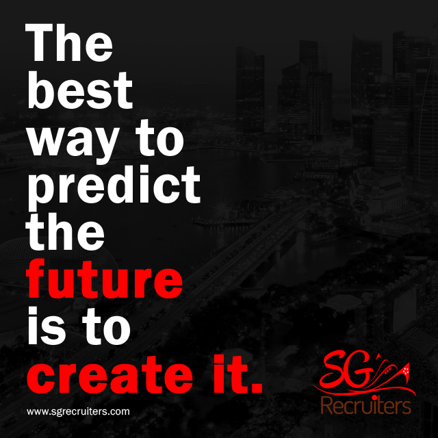 Create your Future quote